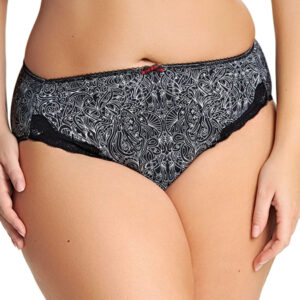 Satin Simplex Bikini Panty