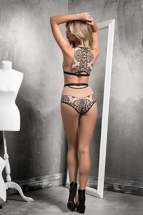 Bralette pantie set