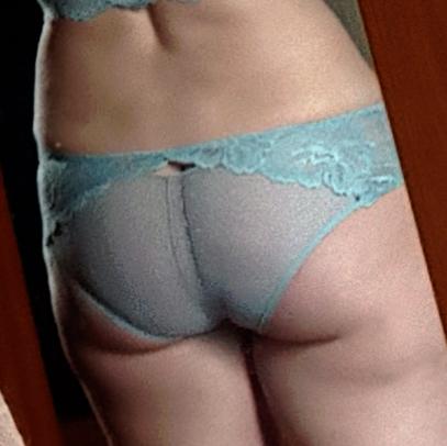 Blue Panty