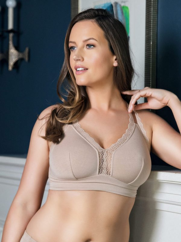 bra sized bralette